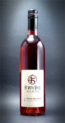 Pinot Noir Rose - Best of Class!